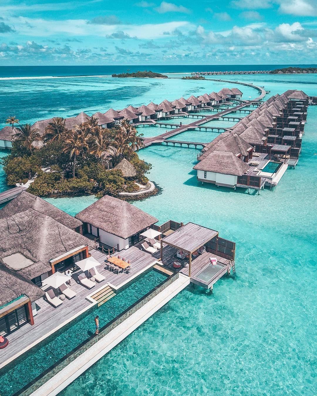 Four Seasons Maldives At Kuda Huraa Maldives Photo Mgtenazas Fsmaldives Theglobewanderer The Unique Honeymoon Destinations Vacation Places Maldives Travel