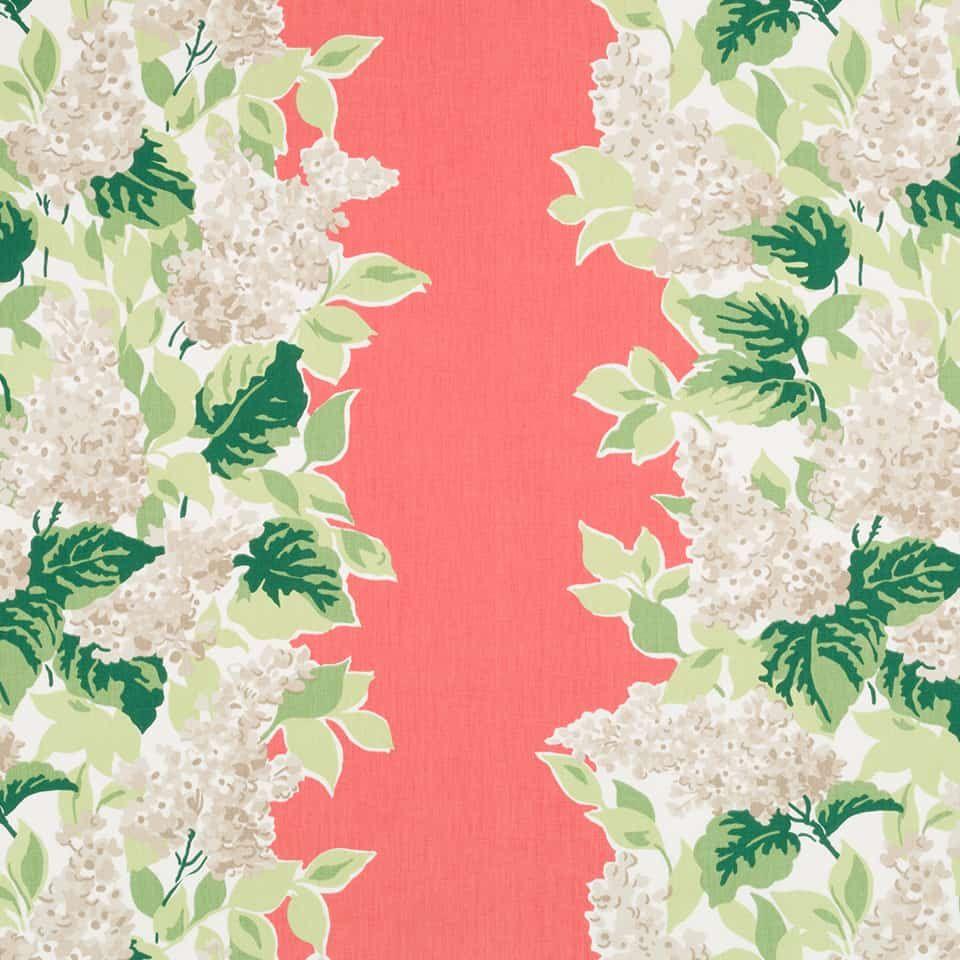 Madcap cottage windy corner rhubarb windy corner fabric