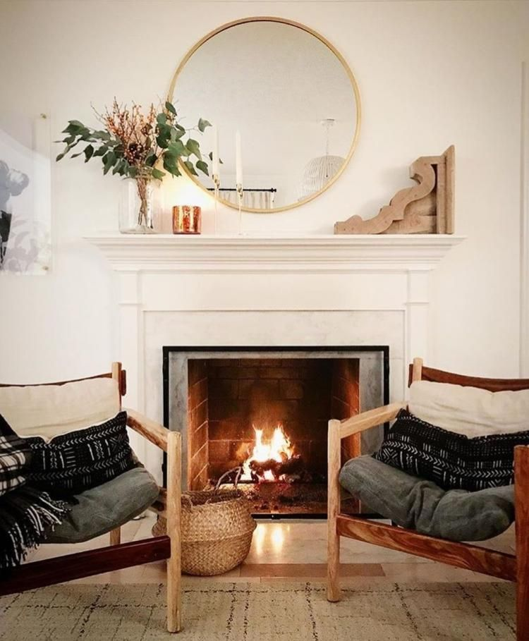 Inspiring Sitting Room Decor Ideas For Inviting And Cozy: 40+ Elegant Winter Living Room Decoration Ideas (With
