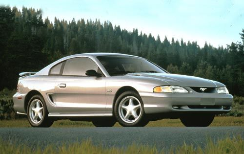 Thats Find 0 I Mustang A Gt Stock Coupe 5 One 1995 Photo Hope