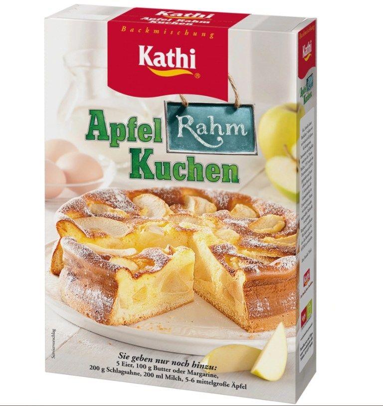 Kathi German Apple Cream Cake Baking Mix Apfel Rahm Kuchen 13oz With Images Baking Mix German Baking Apple Cream
