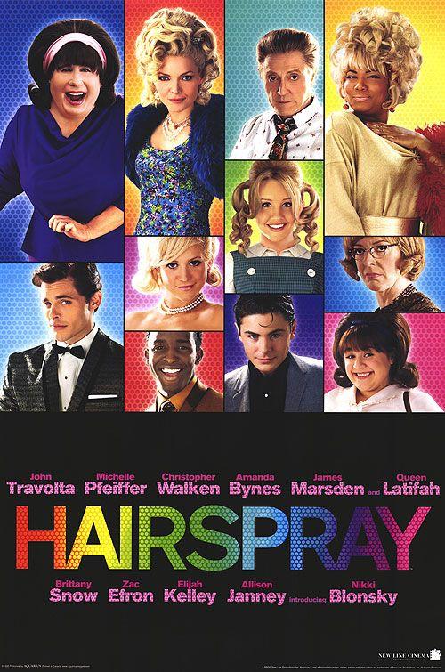 [ HAIRSPRAY POSTER ] | Abc family in 2019 | Hairspray ...