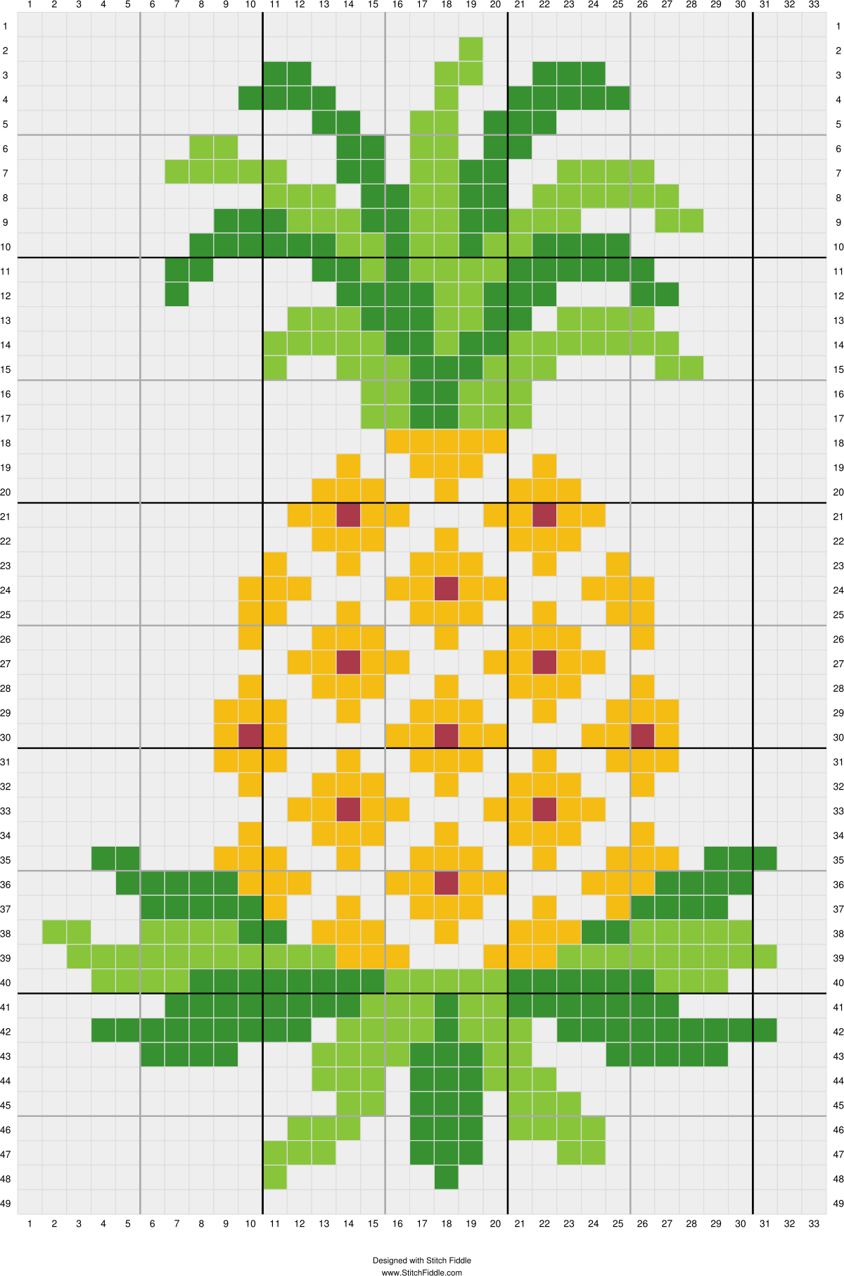 Stitch Fiddle Is An Online Crochet Knitting And Cross Stitch