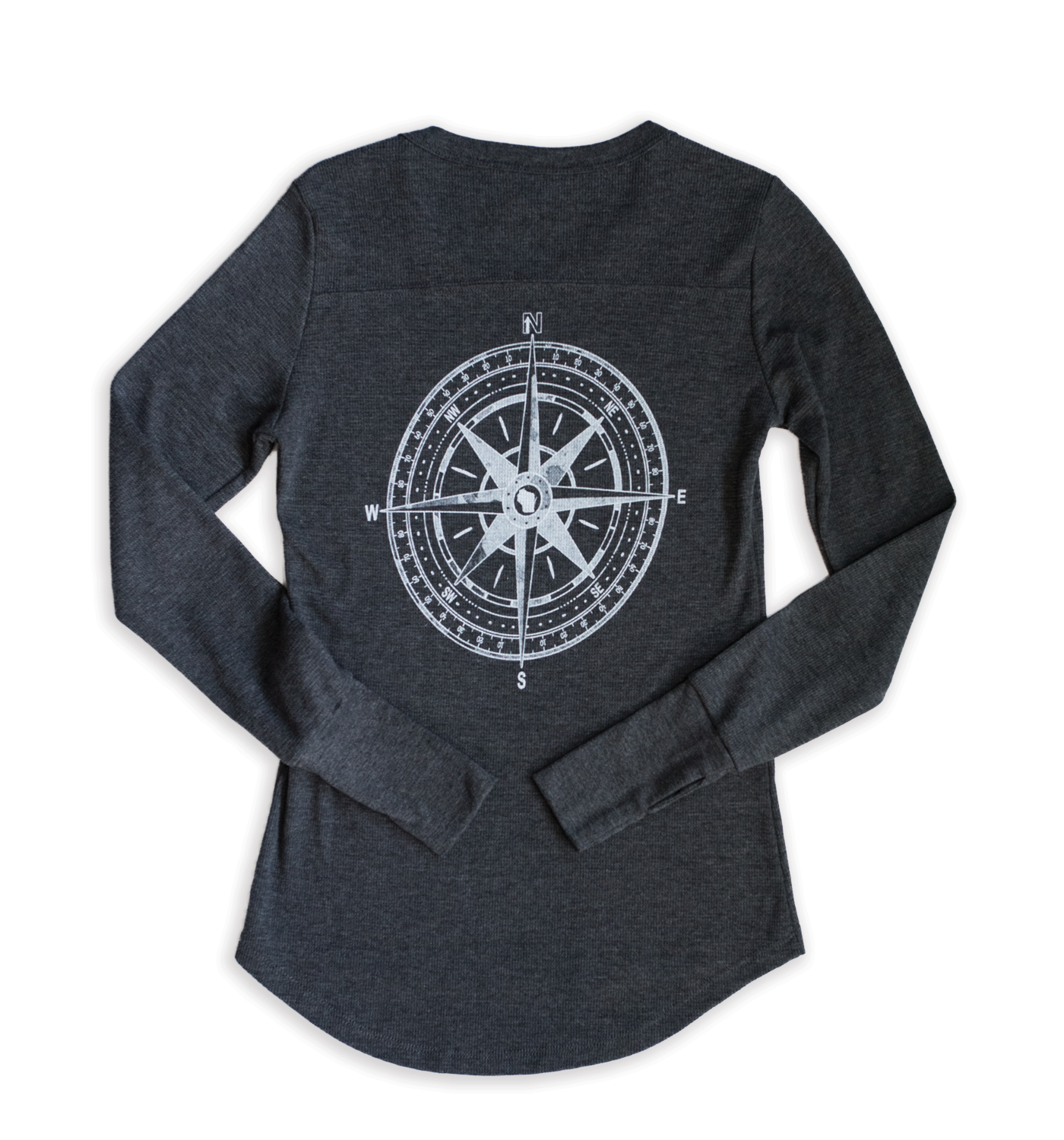 Follow the Up North compass heading to find your happy place. This go-to is  a perfect layering piece to ...  adbaf2a52d04