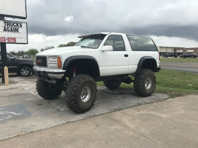 1992 Gmc Yukon With Solid Axle Swap And Low Miles Ekzoticheskie