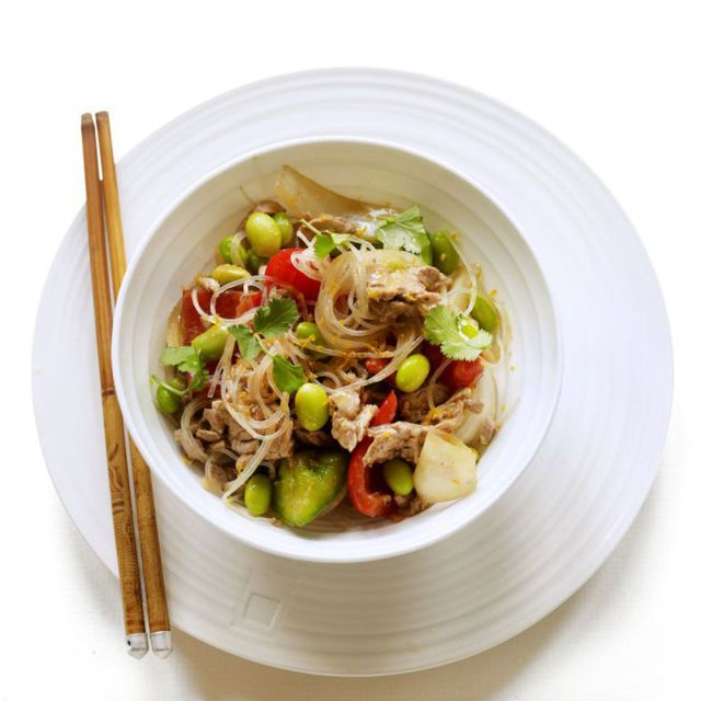 Treat Yourself To Pork And Pepper Stir-Fry prima.co.uk