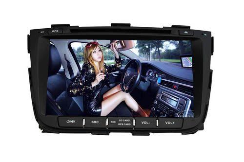 Car DVD Player for Kia Sorento 2013 - GPS Navigation TV