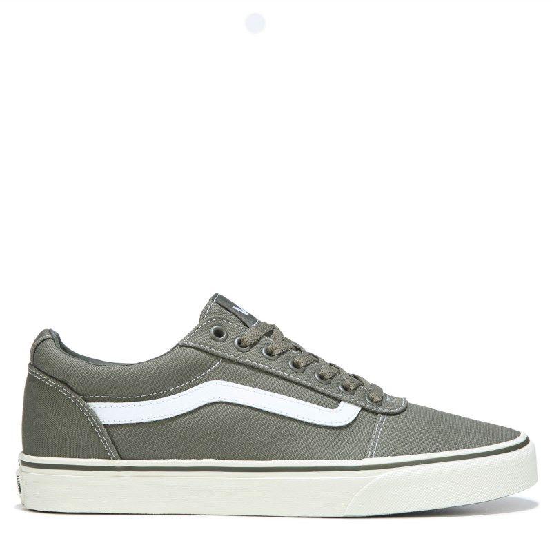 b96bdebc635a Vans Men s Ward Low Top Sneakers (Green) - 11.0 M