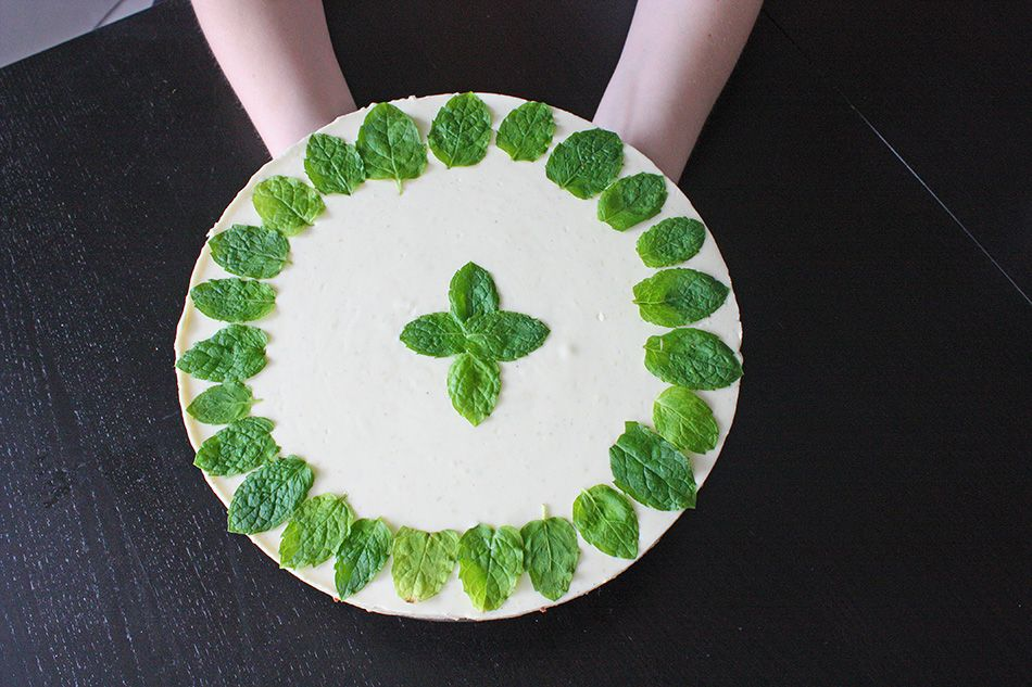 Mojito Cheesecake | Lily.fi