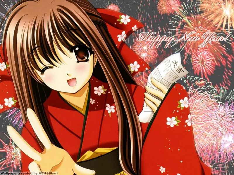 Dark Angel 39 S Tumblr Happy New Year Pictures I Found On Google New Year Anime Anime Anime Wallpaper