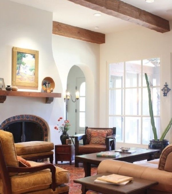 Spanish Mediterranean Homes Interior Design Art Home Design Ideas Santa Fe Southwest Style