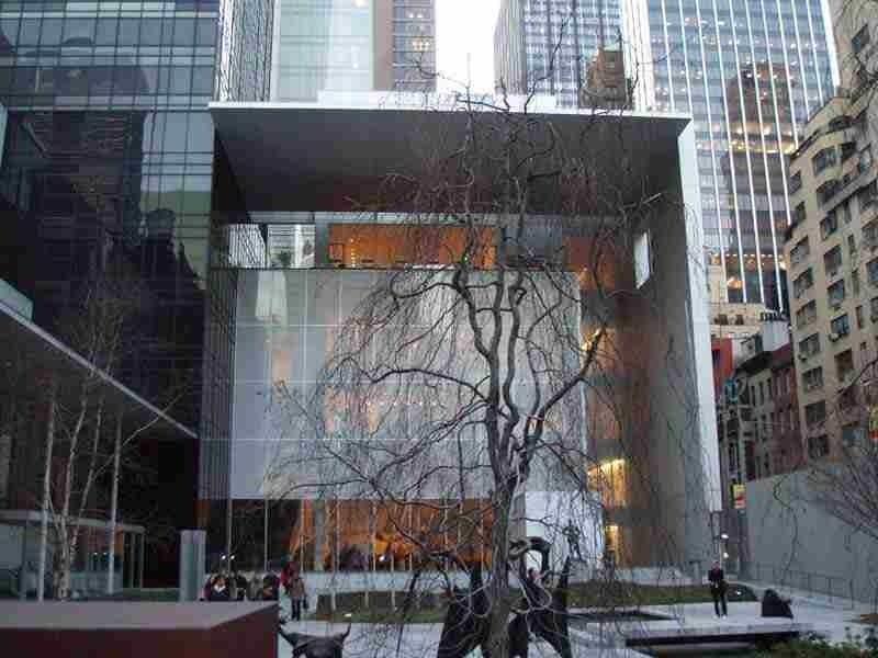New York Museum Of Modern Art New York Museums Museum Of Modern Art Moma