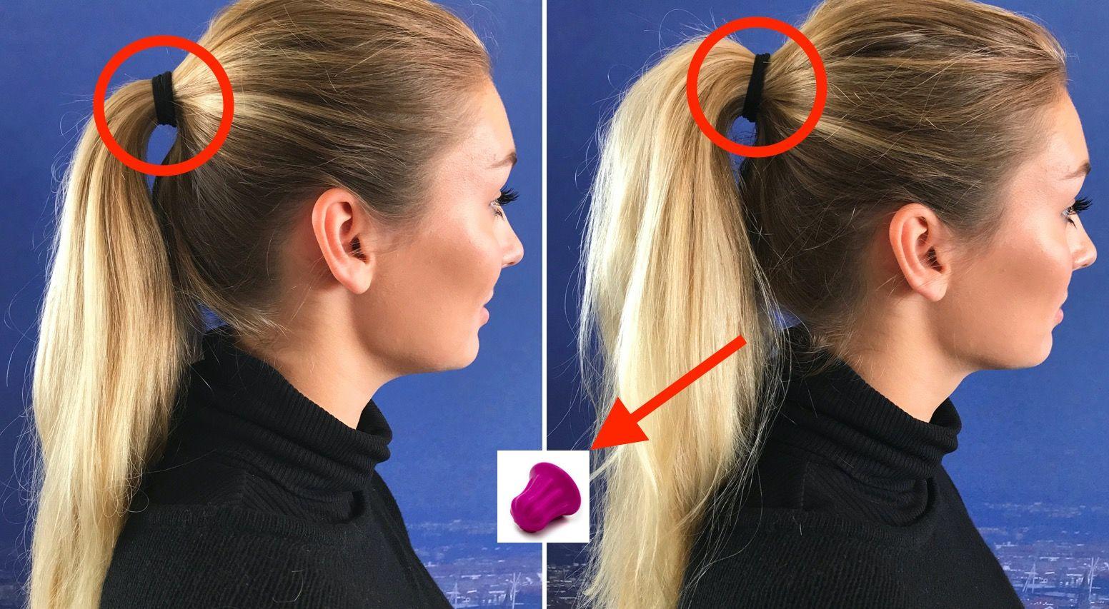 Was Wurde Eigentlich Aus Dem Megahypten Pony Puffin Lange Dunne Haare Haar Styling Frisuren Dunnes Haar