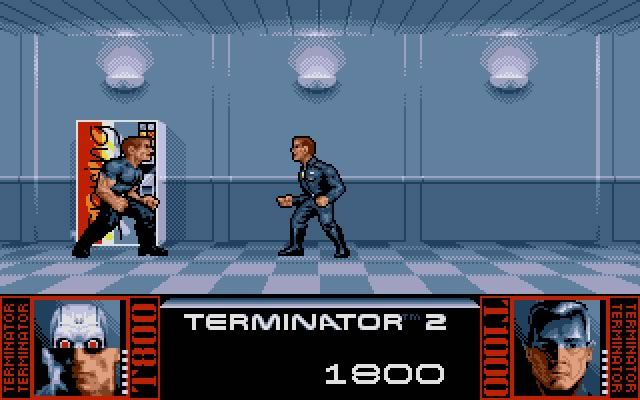 Download Terminator 2: Judgment Day action retro game