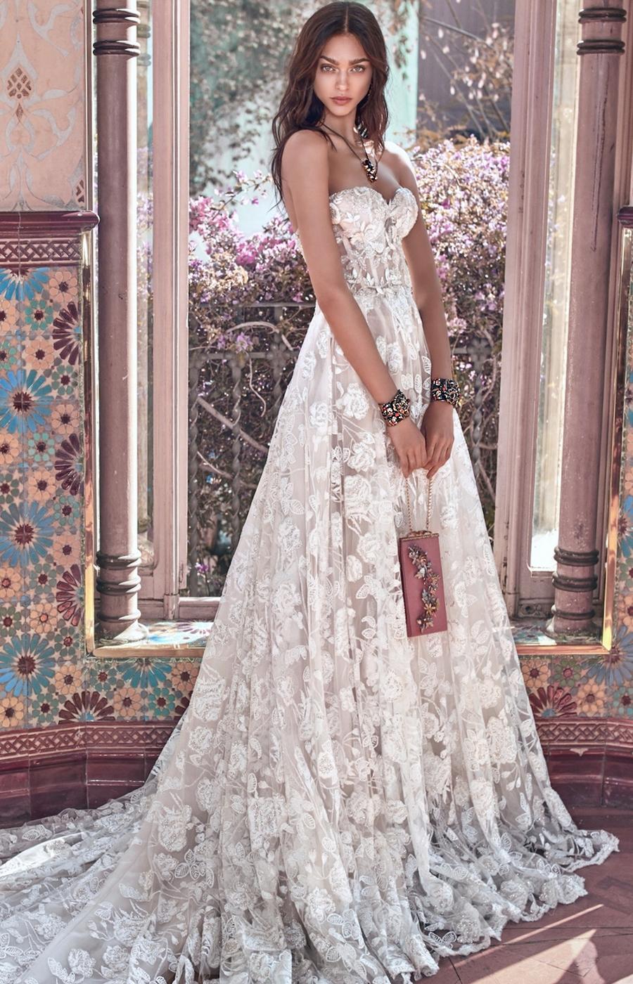 Galia Lahav Victorian Affinity Georgia Victorian Wedding Dress