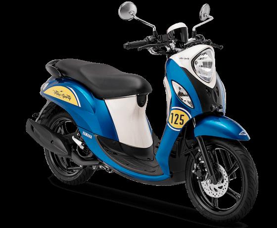 Promo Kredit Motor Yamaha Fino 125 DP mulai 800 Ribuan