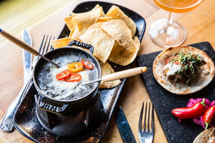San Francisco Dinner Cafe D Souza Best Mexican Restaurants