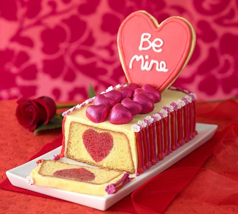 Resultado de imagen para cake for valentines day