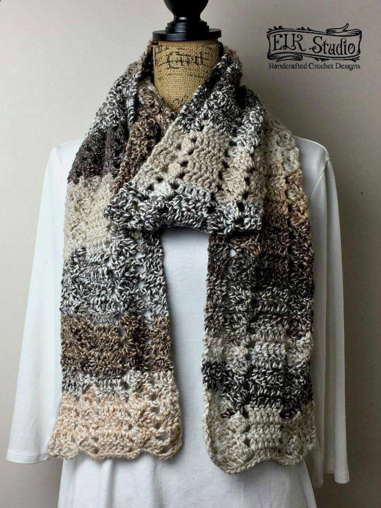 Free Patterns] 5 Simple And Fabulous One Skein Crochet Patterns ...