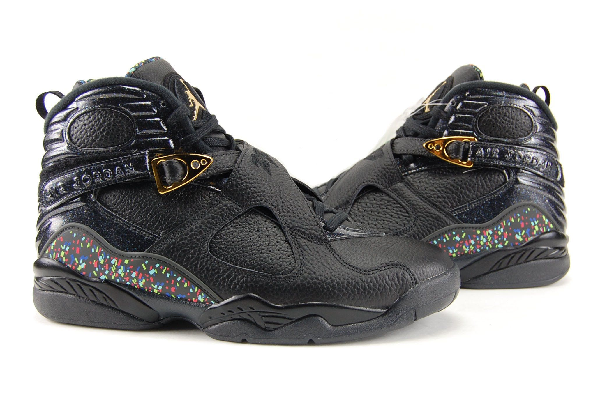 Video: Air Jordan 8 Confetti. Make sure to Subscribe http://www