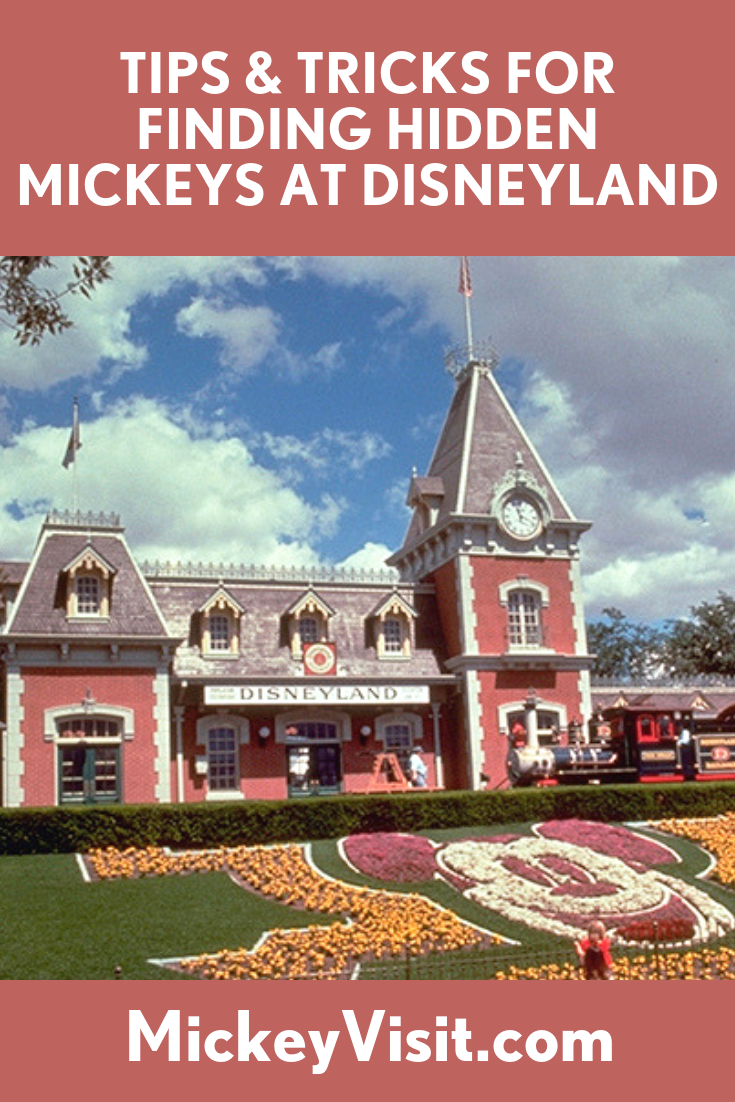 Photo of Versteckte Mickeys in Disneyland: Was sie sind und wie man sie findet