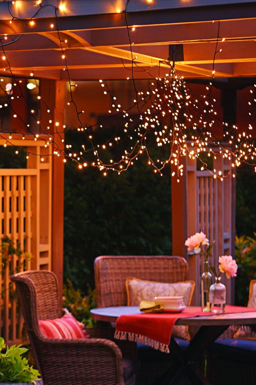 6a01f485467e651b45c53c6bbde60c9a - Better Homes And Gardens Outdoor Decorative Solar Glass Jar Lantern