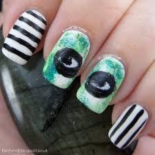 Image result for beetlejuice nails
