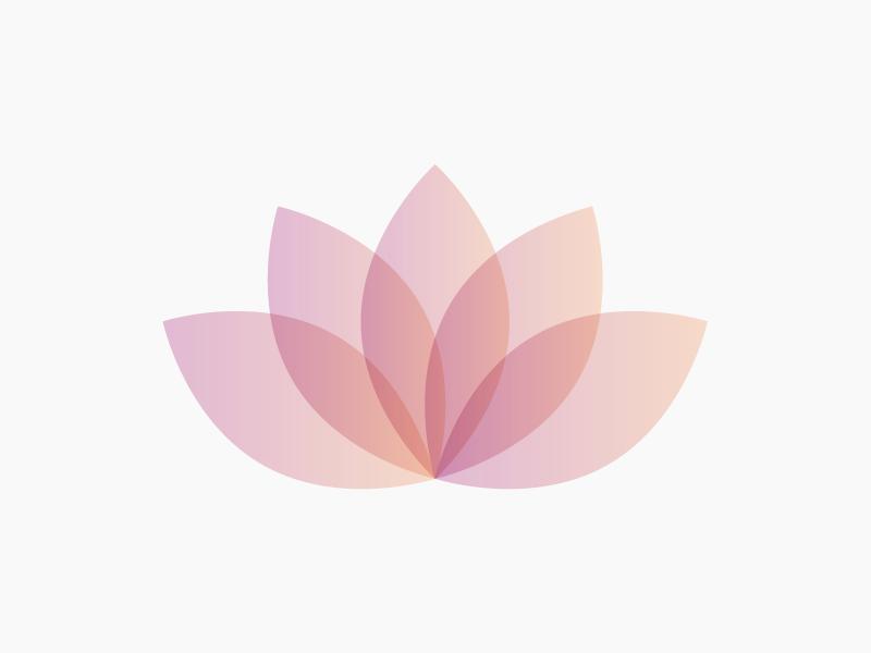 Lotus Flower Logo Lotus Flower Logo Design Lotus Flower Logo Flower Logo