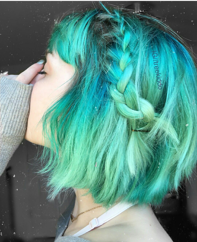 Pin On Mermaid Hair