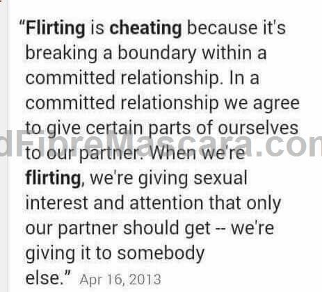 flirting vs cheating committed relationship quotes free printable
