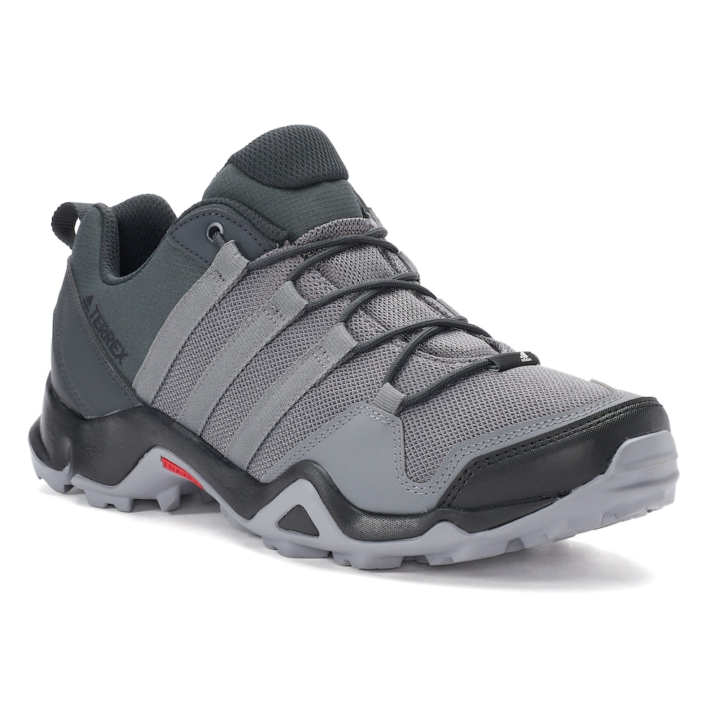 adidas Outdoor AX2R Men's Water-Resistant Hiking Shoes | Sneakers ...