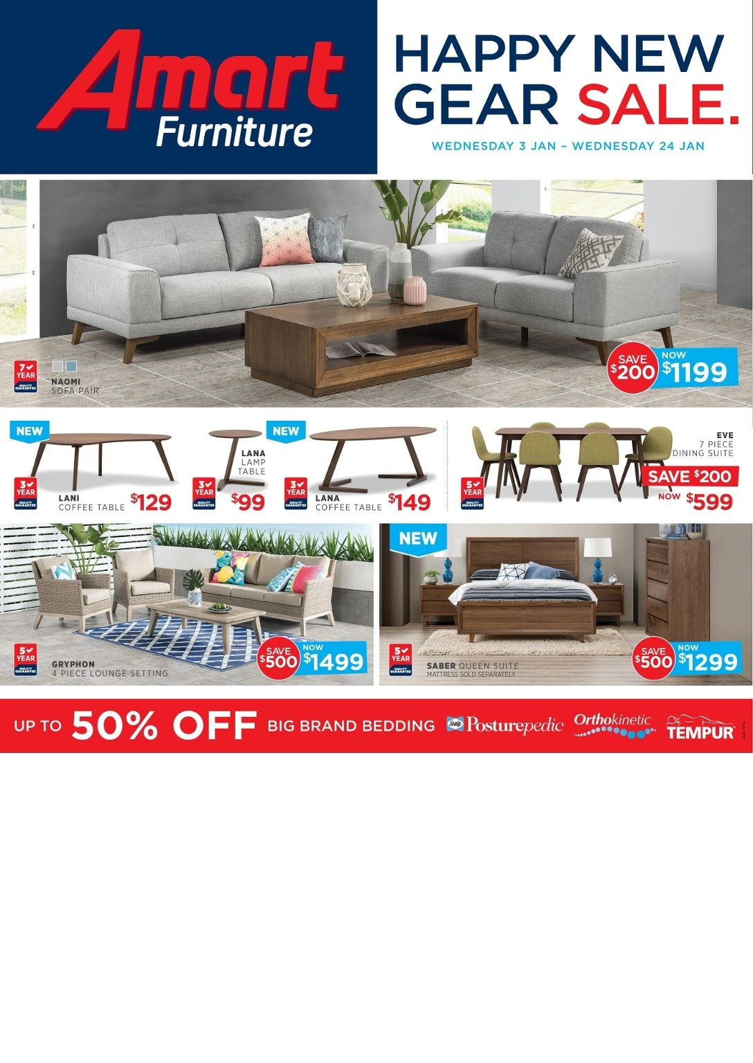 Amart Furniture Catalogue 3   24 January 2018   Http://olcatalogue.com