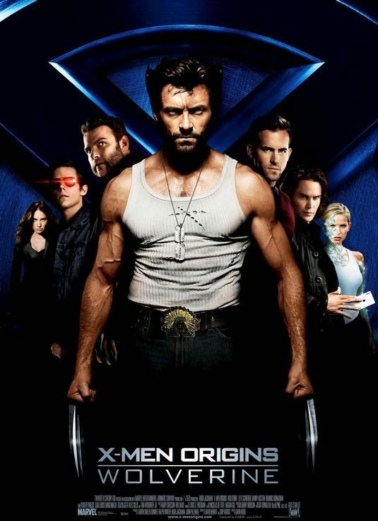 X Men 4 Origins Wolverine 2009 Brrip 720p Dual Audio English Hindi Movie Free Download Http Alldownload Wolverine Movie Wolverine 2009 Wolverine Poster