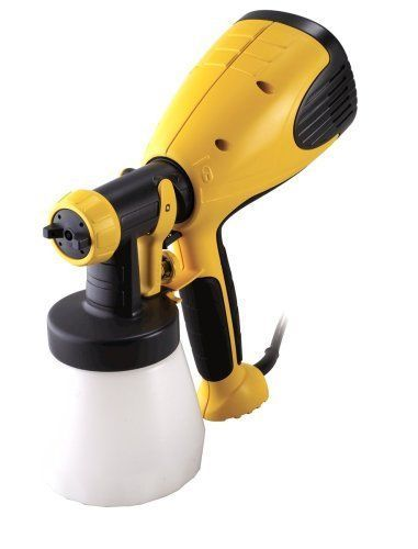 Paint Sprayer Gun Wagner Control Pattern Spray Professional Control Electric