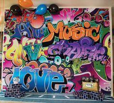 Rockin Old School Hip Hop Dance Birthday Party 90 S Birthday