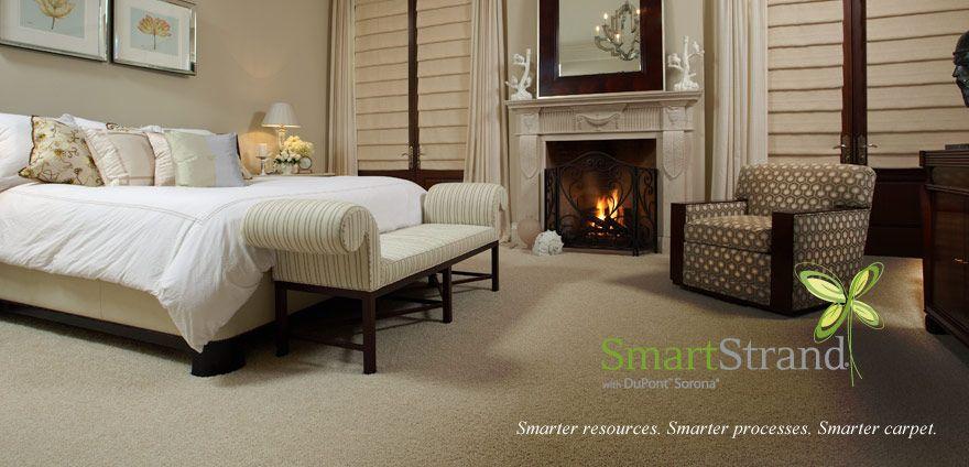 Smartstrand With Dupont Sorona Carpets By Karastan Or