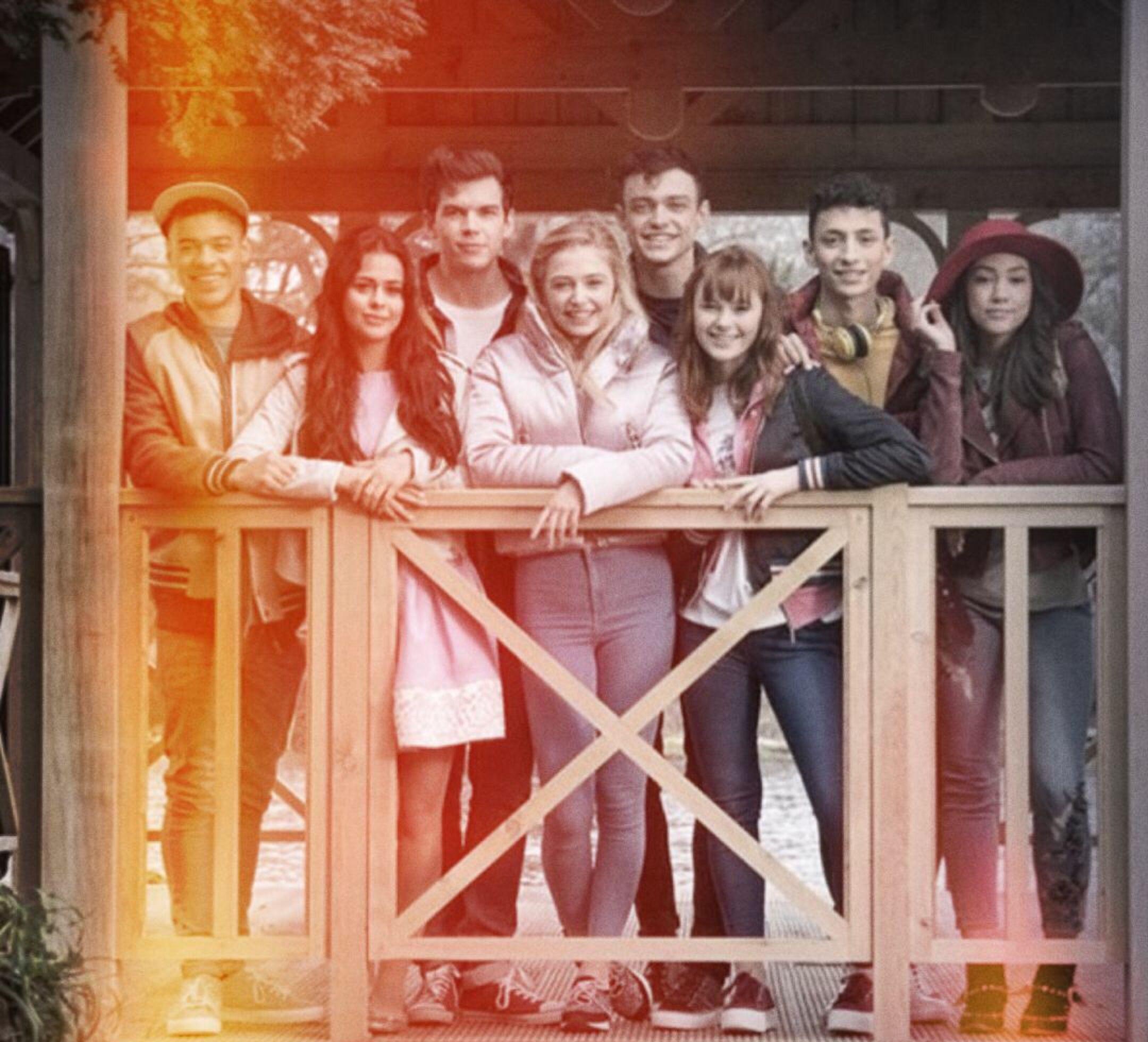 The Lodge Disney Channel Cast The lodge disney, Frozen