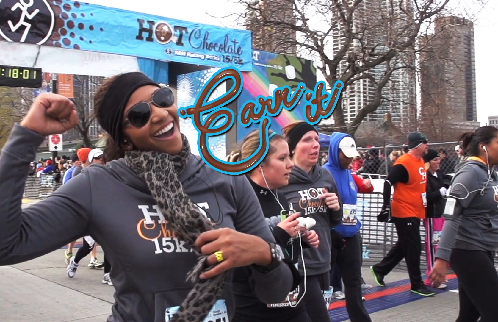 Hot Chocolate 15K – Nashville, TN - Feb. 14th | 2014/2015 Races ...