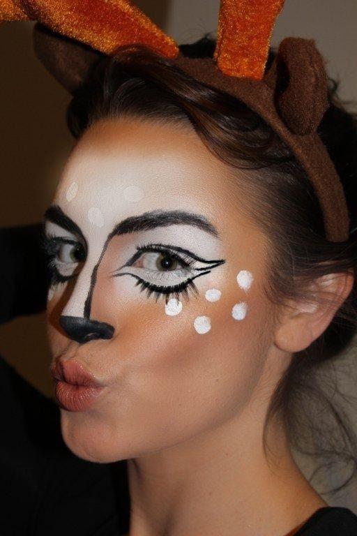 Sleek Makeup Makeup By Krystle Fawn Amp Deer Makeup