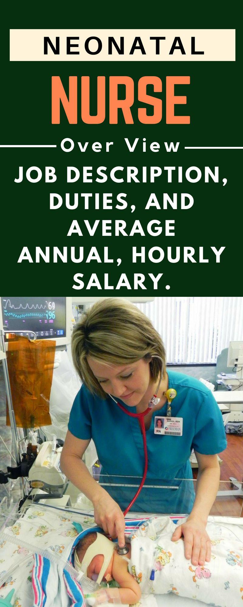 Neonatal Nurse Practitioner Salary, Job Description and