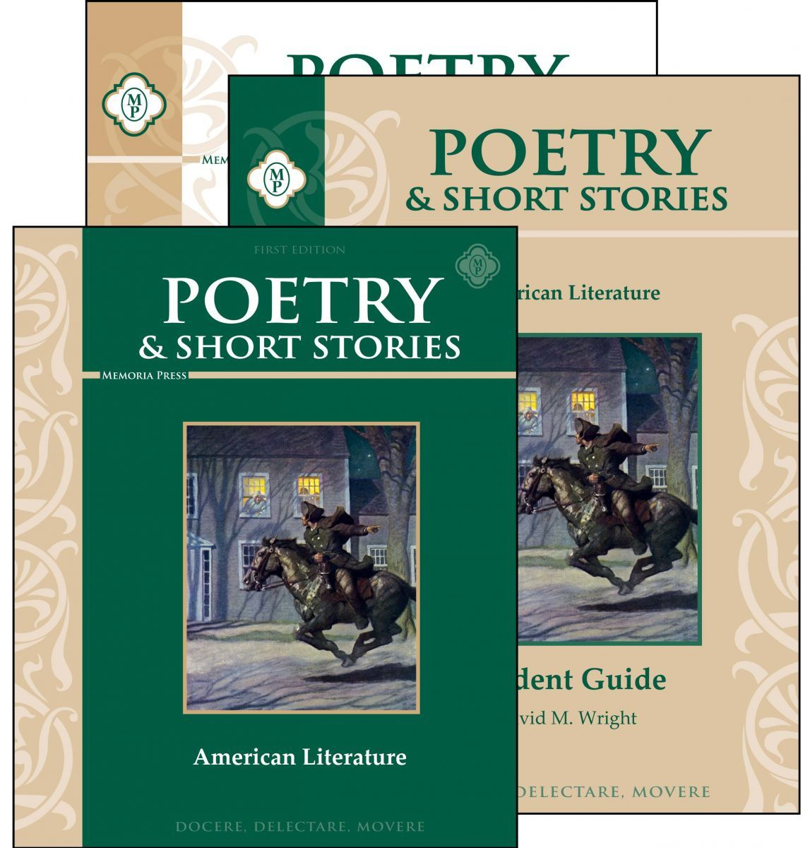 Poetry Book Three The Romantic To The Victorian Age Set