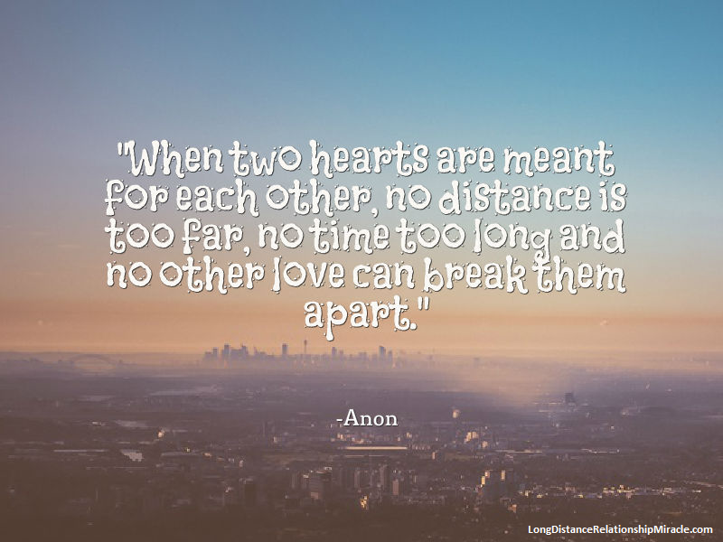 Love Each Other When Two Souls: Visit Http://longdistancerelationshipmiracle.com/pinterest