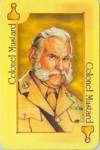 Image result for colonel mustard