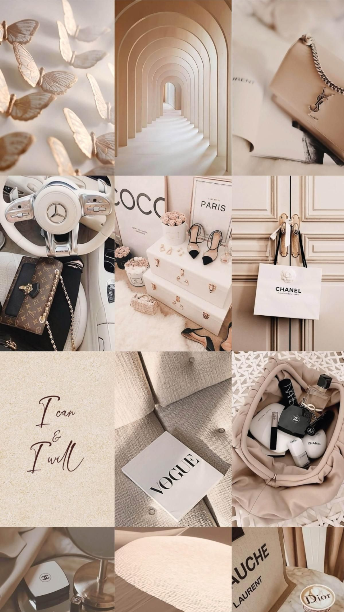 Spice up your room with this aesthetic photo wall collage!