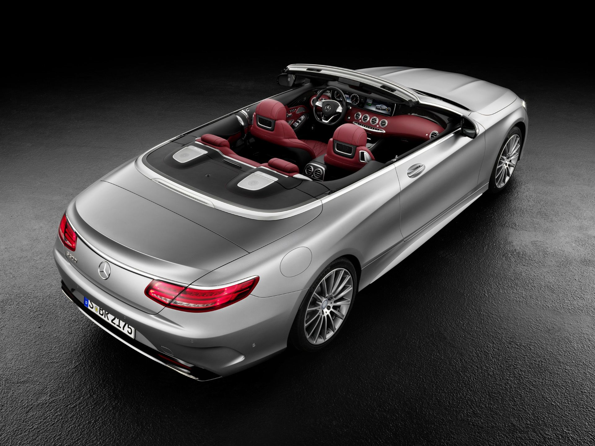 2016 Mercedes Benz Cuts Top Off S Cl To Make New Cabriolet