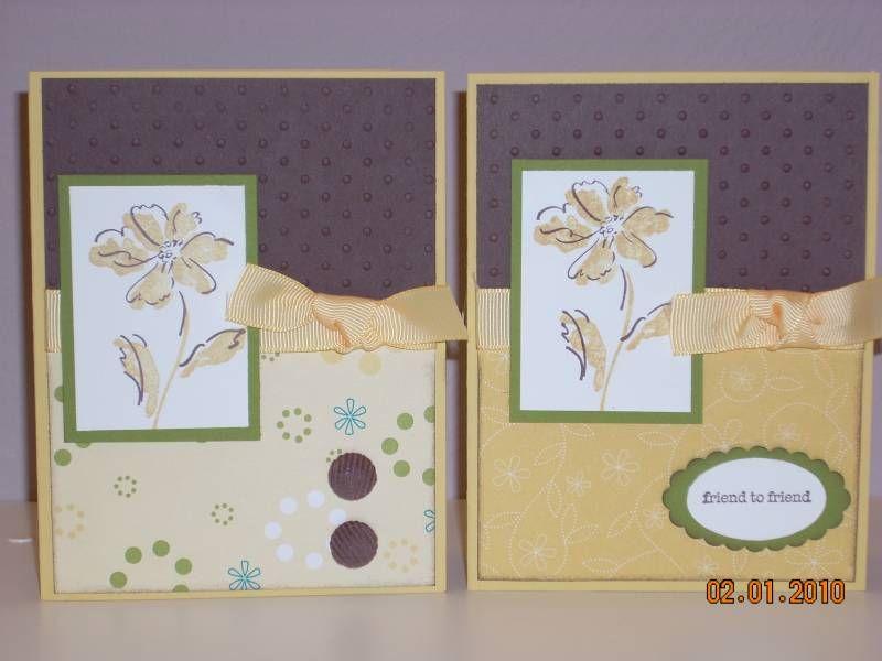 Splitcoaststampers FOOGallery - Prints & Polka Dots Cards