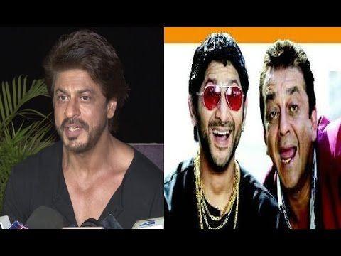 Shahrukh Khan - Sanjay Dutt done better role than me in ...