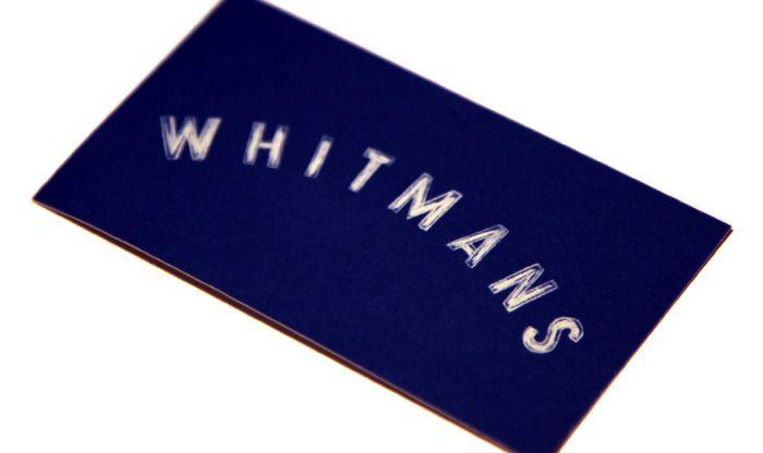 Whitman's branding by Gin Lane Media (NY)