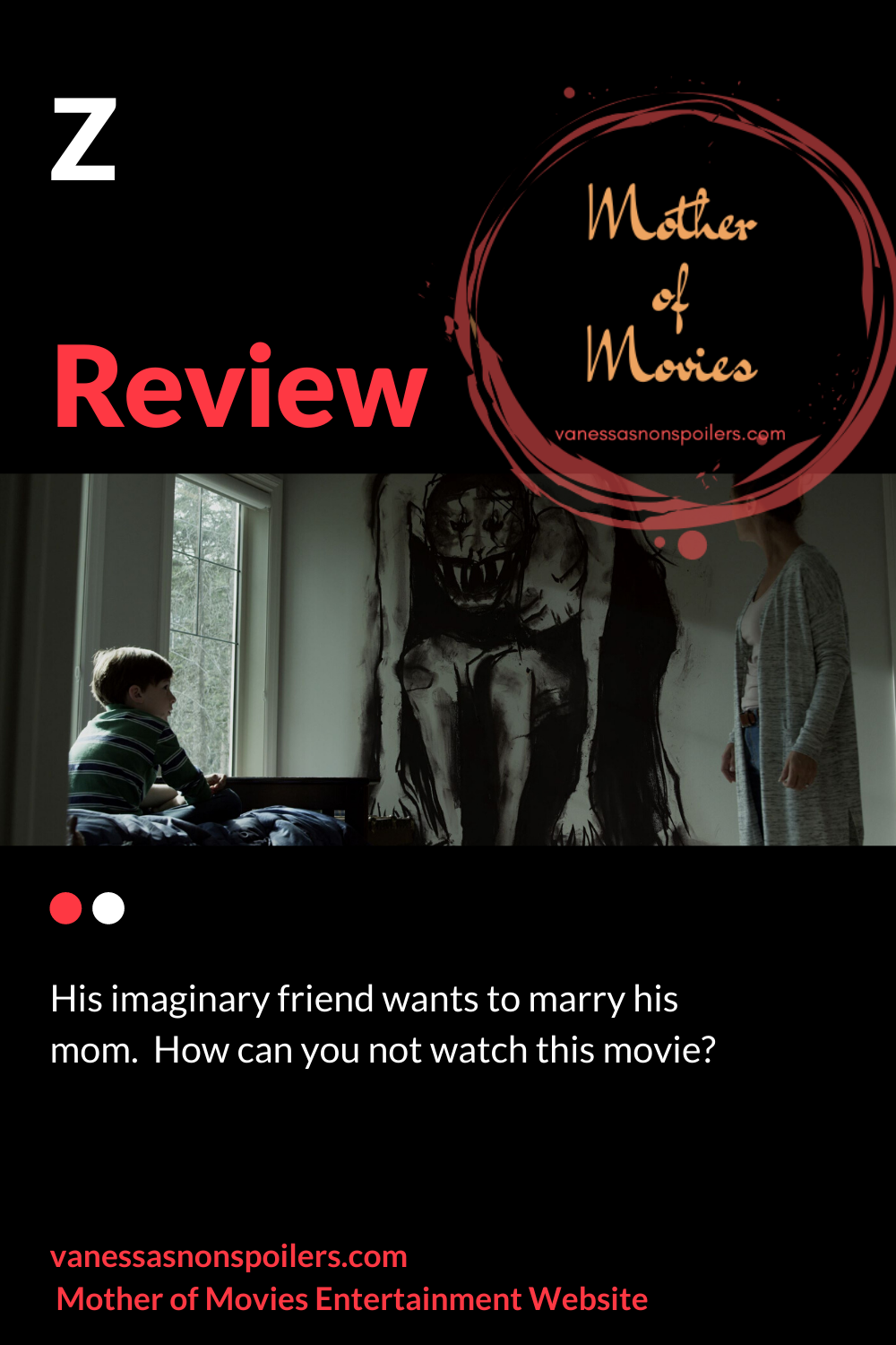 Z Movie Streaming Now in 2020 Imaginary friend, Scary