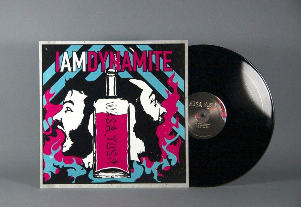 Iamdynamite Wasa Tusa 12 140g Vinyl Lp Furnace Record Pressing News Vinyl Pressing Records